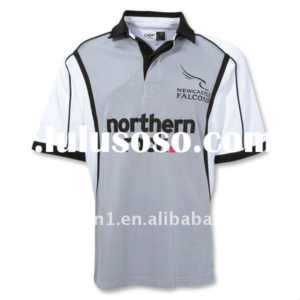 Cheap OEM Wholesale sublimated rugby jerseys