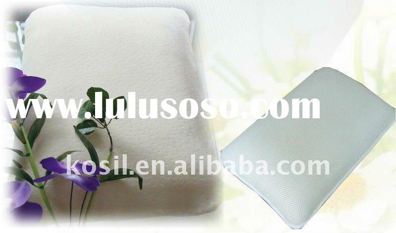 Chinese 3D mesh fabric magnetic therapy refreshing pillow