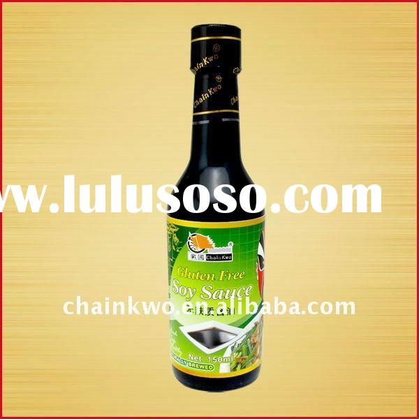 Chinese Gluten free soy sauce 150ml