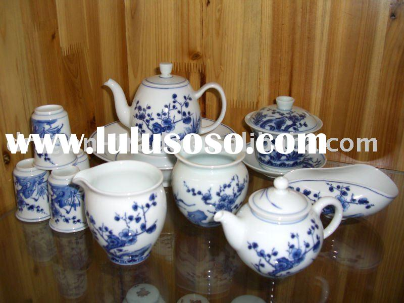 Chinese tea set ceramic