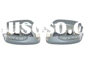 Chrome LED Side Mirror Cover 2008-2010 Toyota Corolla (Middle East)