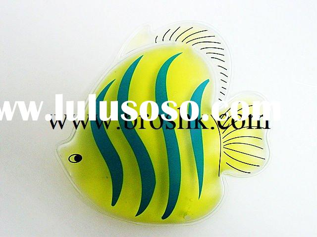 Cold / Hot Gel pack in Fish Shaped