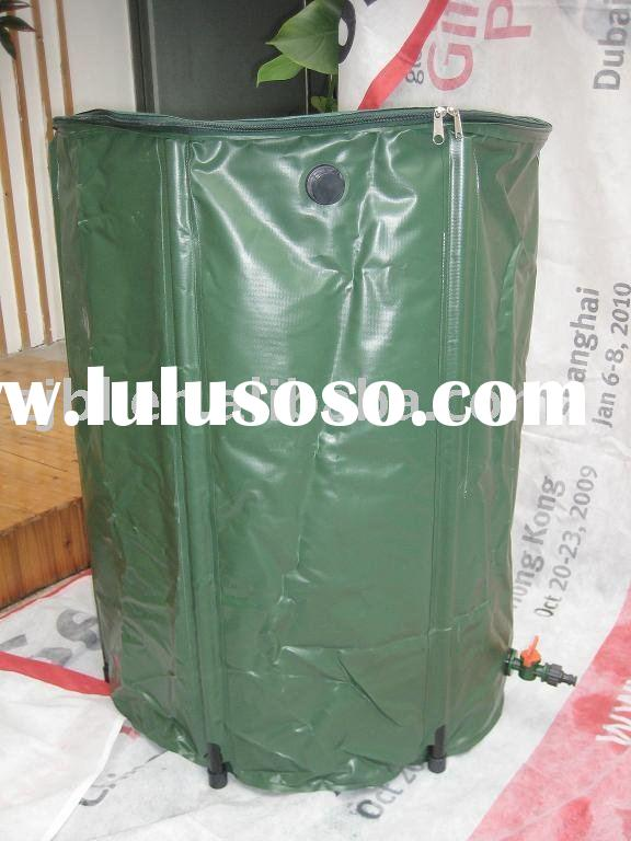 Collapsible Rain collector (52Gal)