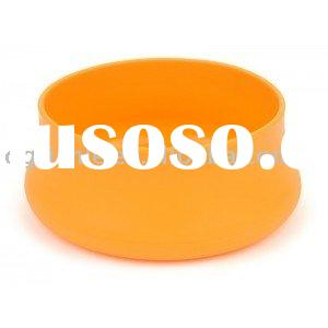 Collapsible silicone pet (dog/cat )bowls/feeder