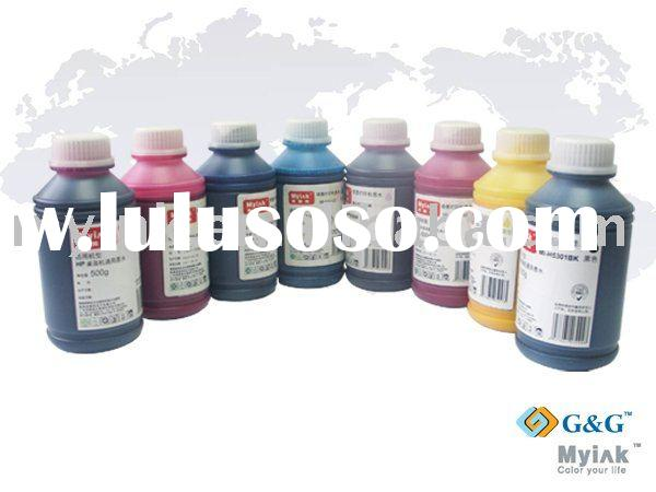 Compatible advanced bulk inkjet pigment ink for Epson R1900