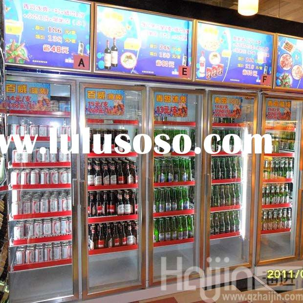 Beverage Refrigerator Convenience Store Refrigerator For