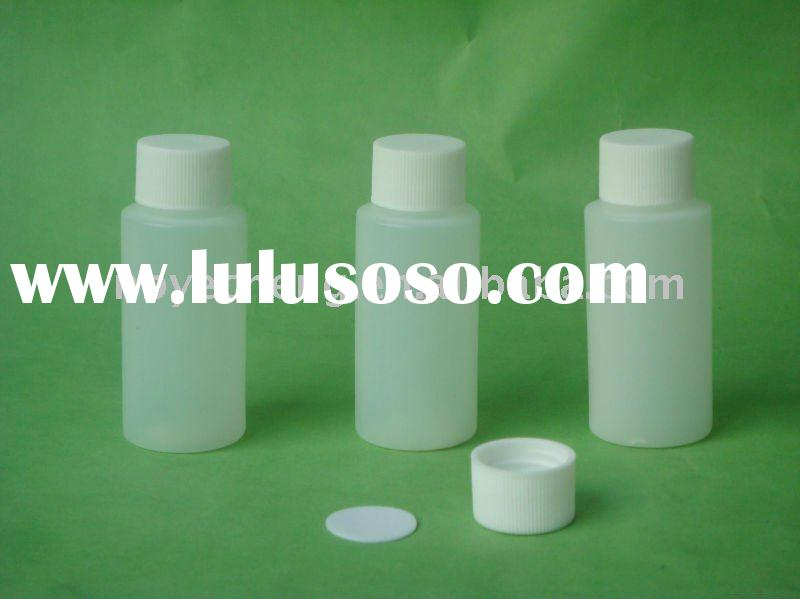 Cosmetic 2oz plastic bottle (20ml-500ml ,HDPE plastic bottle for cosmetic,paint,chemical use)