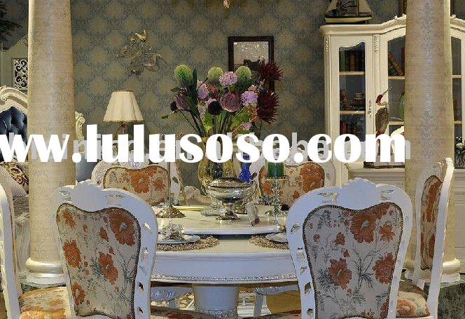 Country style dining room set | Luxury dining room furniture | Country style home furniture | villa