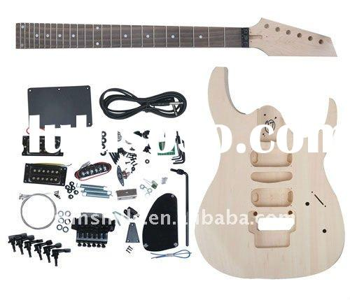 DIY Electric Guitar Kit GK SJS 100
