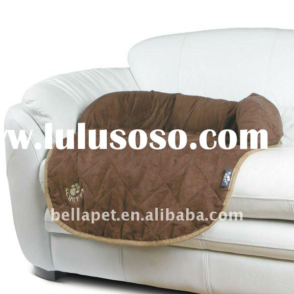 Deluxe Sofa Dog Bed - Pet Beds