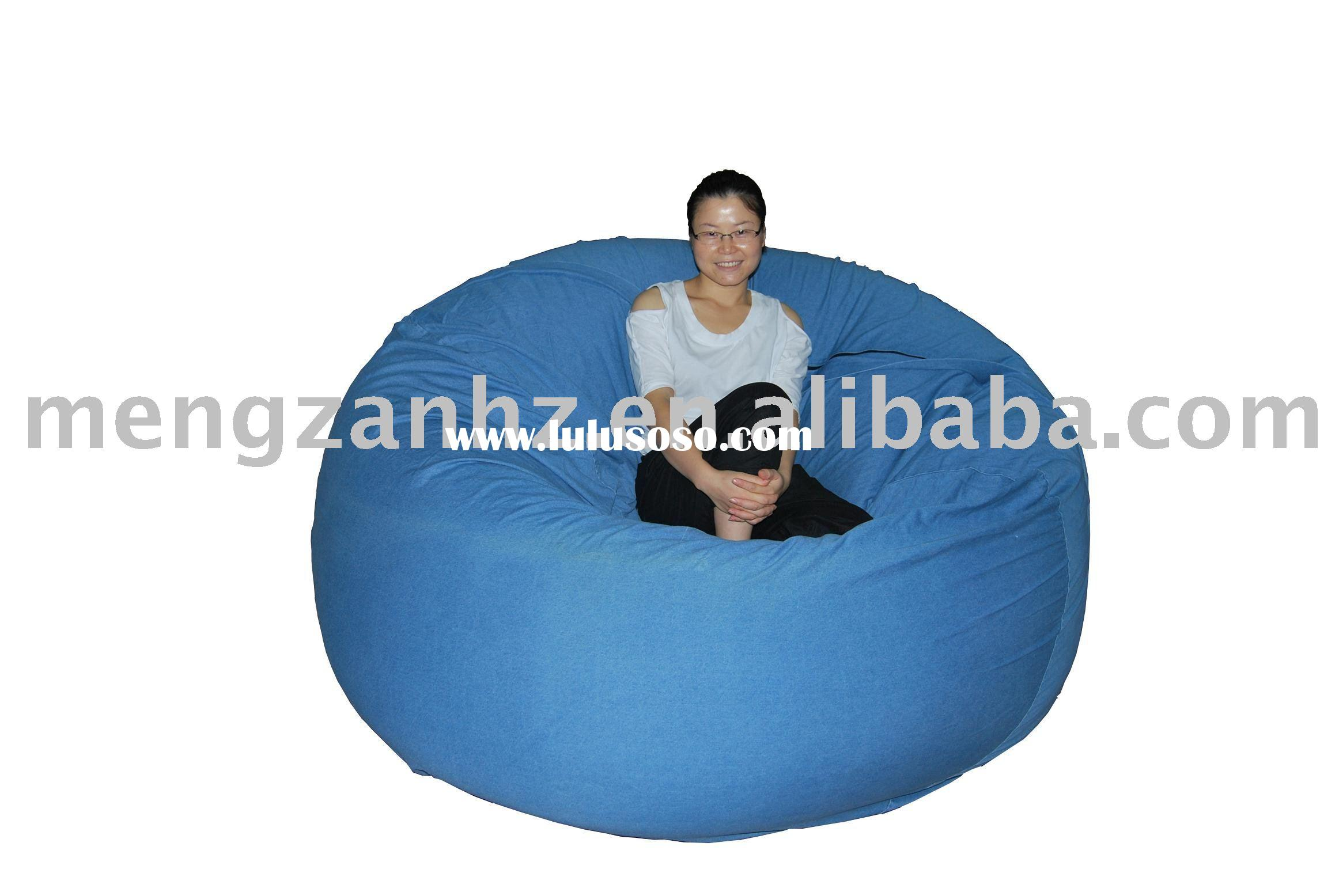 bean bag pouf fat boy bean bag for sale price china manufacturer supplier 1488458. Black Bedroom Furniture Sets. Home Design Ideas