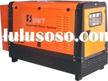Diesel generator set power by kubota engine