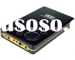 Digital HDD Player - 2.5-inch Multimedia Player, Support MP3/MP4/RM/RMVB, High Definition