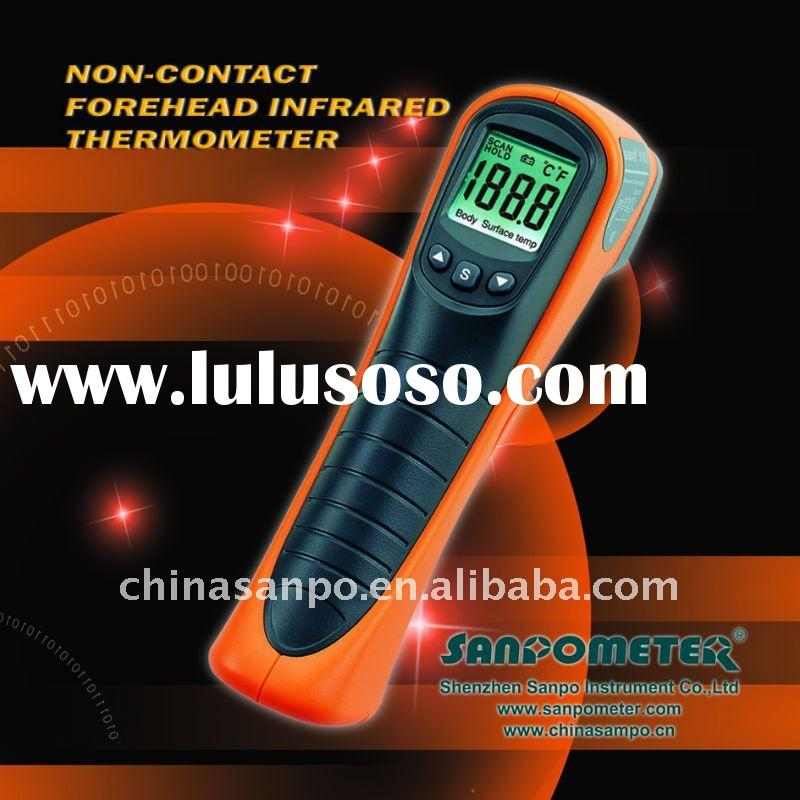 Digital Human Body Infrared Thermometer Factory