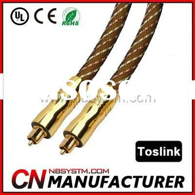 Digital Optical Fiber Optic Toslink Audio Cable