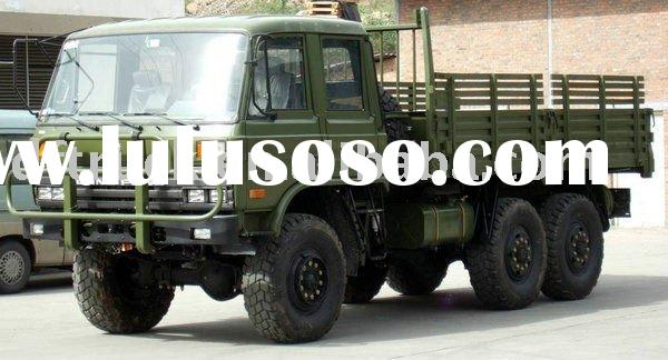 Dongfeng EQ2102G 6X6 Off-road Truck