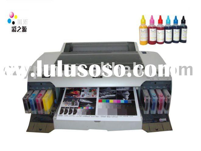 Dye sublimation ink for Epson large format printers