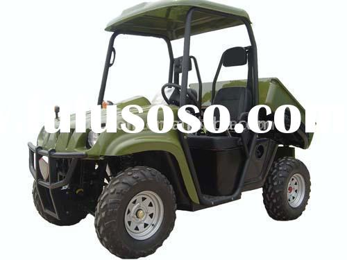 EEC & EPA Approved 300CC,Shaft Drive,Water cooling and CVT UTV