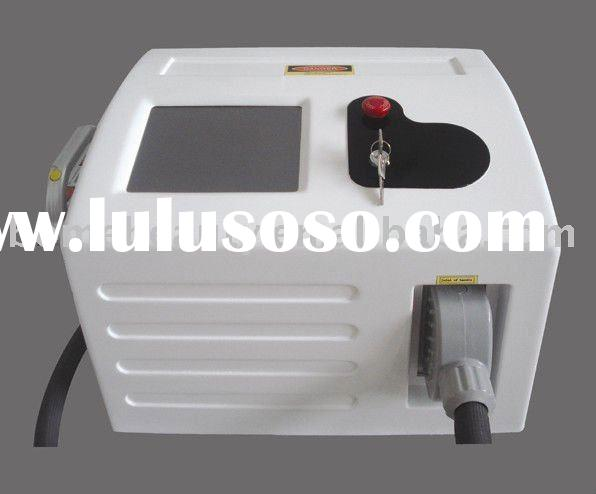 E light (IPL+RF) skin care clinic beauty machine for removing speckles