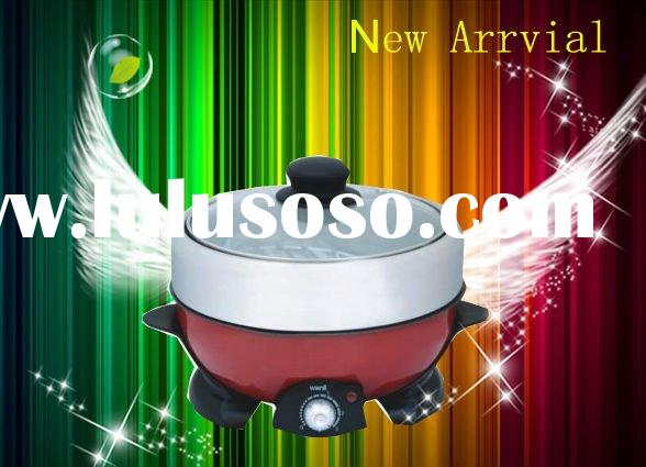 Electric multi hot pot factory direct price with CE approval