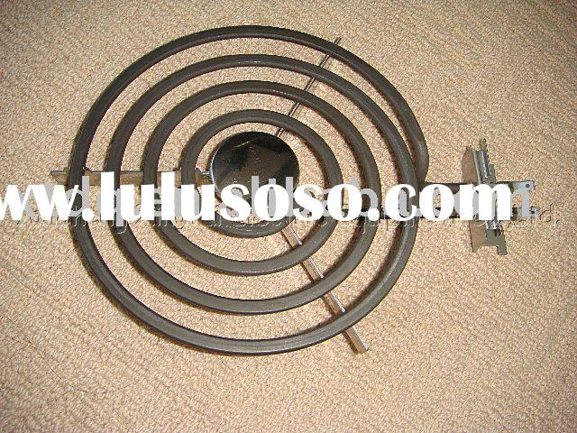 Electric oven heating elements