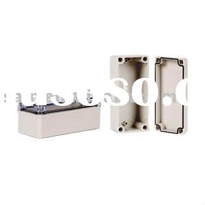 Electronic Plastic Waterproof Switch Enclosure Box,DS-AG-0818