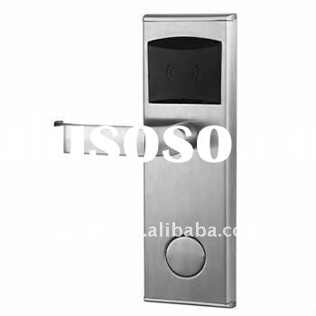 Electronic hotel lock, Temic Card Hotel Door Lock, Intellignet card hotel lock
