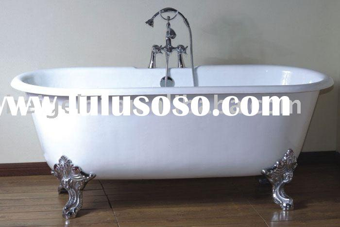 Freestanding Clawfoot Cast Iron Shower Tray For Sale Price China Manufactur