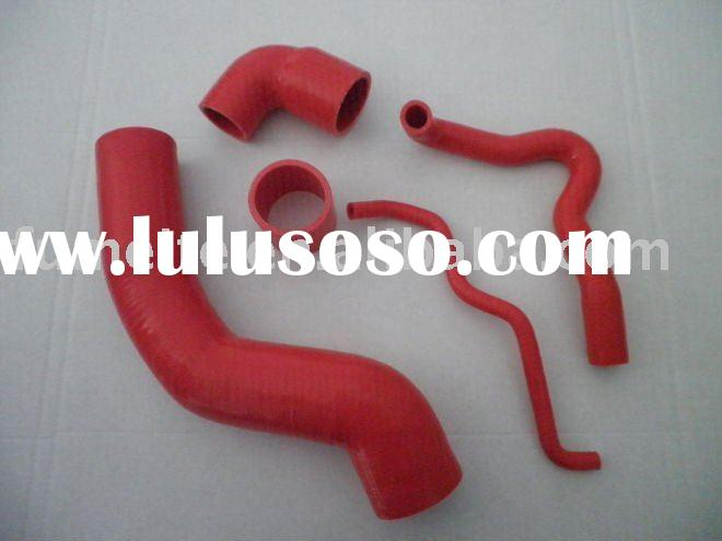 FOR GOLF VW MARK IV 1.8T intake boost kit, AUTO PARTS,radiator silicone hose kit PIPE