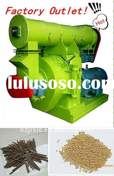 Factory Outlet Hay/Wood Chips Pellet Machine For Feed/Fuel