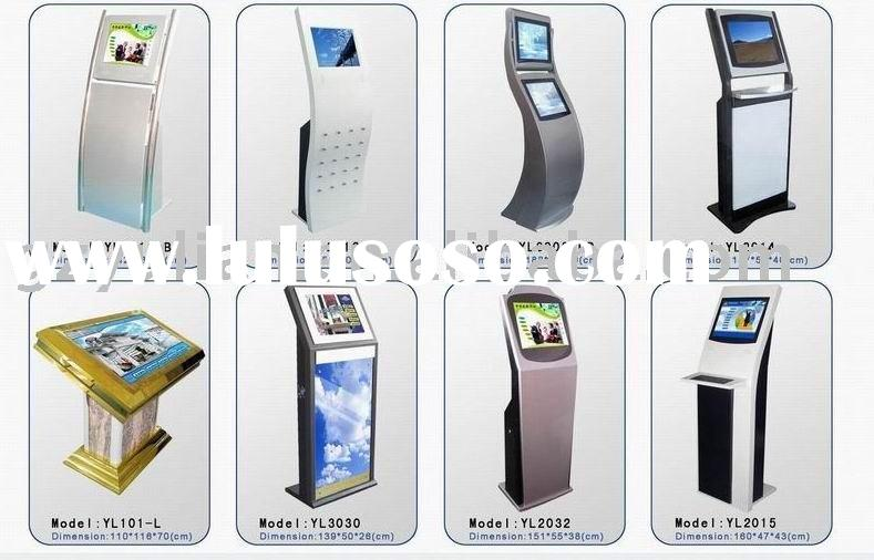 Fashion Design Self-service Touch Screen Terminal/Multimedia kiosk