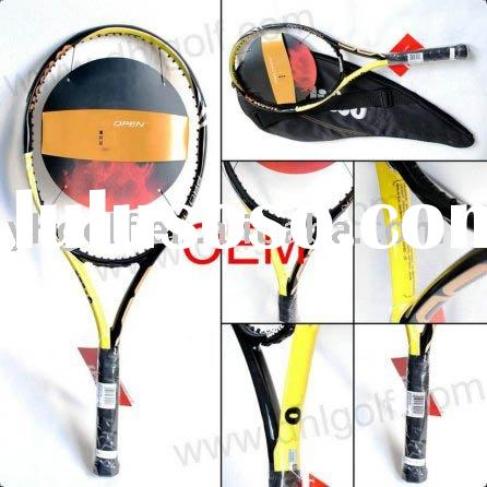 Fashion carbon Tennis Racket/On sale!Cheap shipping