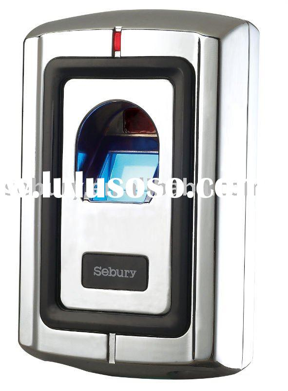 Fingerprint door access control system