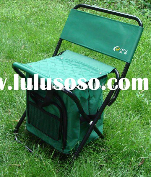 Fishing Chair With Cooler Bag