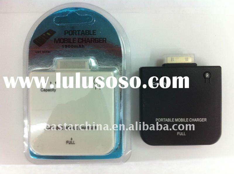 For i phone 1900mah portable mobile charger