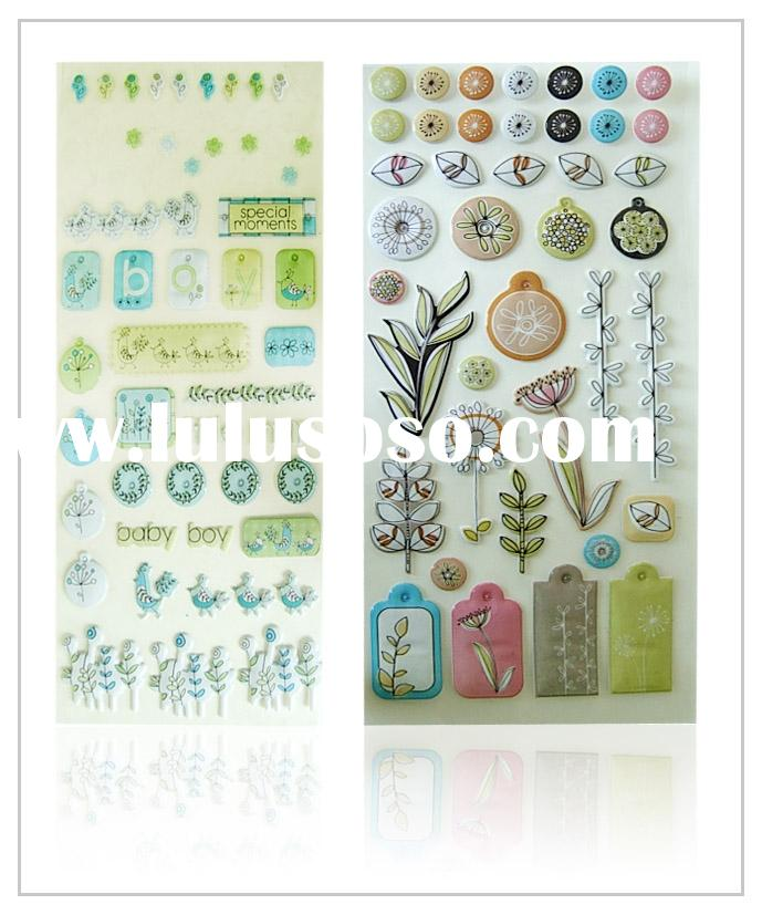 Free design wall paper sticker