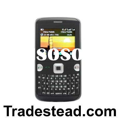 Full QWERTY Dual SIM Standby Quad-band Cell Phone