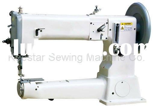 GA441 compound feed, cylinder bed heavy duty industrial sewing machines
