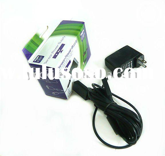 Game player accessories game console accessories for xbox360 kinect ac adapter