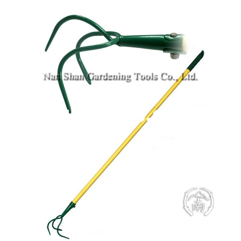 Garden tool 3 prong hand cultivators for sale price for Garden tools equipment sales