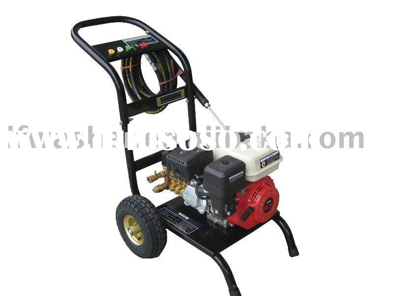 Gasoline high pressure cleaning pump, water jetting cleaning machine,triplex plunger pump