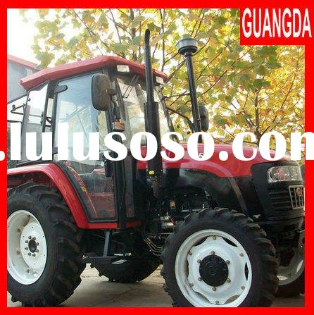 Good performance 70HP 4*2WD tractor price list on sale