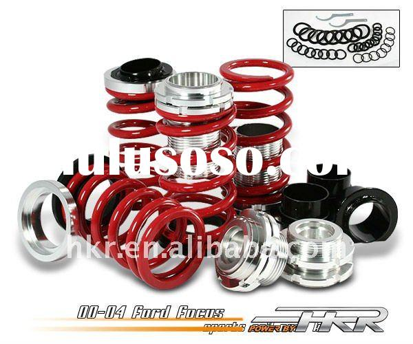 HKR car accessory rear shock absorber coilover spring kits auto parts suspension adjustable coilover