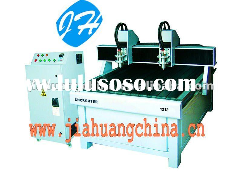 HOT SALE !!! woodworking CNC router JH1212 wood carving machine
