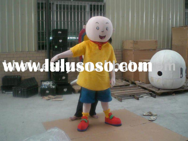 Halloween caillou costume