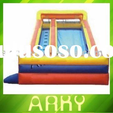 High Quality Kids Outdoor Blow Up Slides