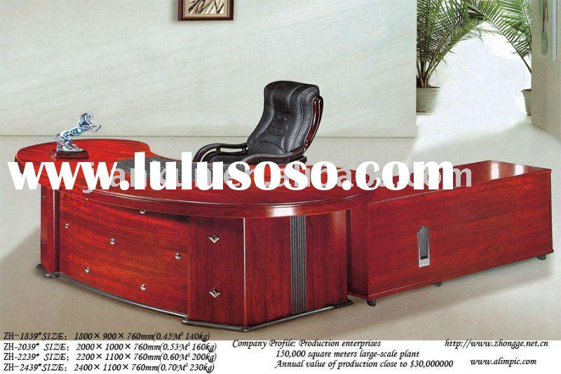 High Quality MDF Office Table (ZH-1839 #)