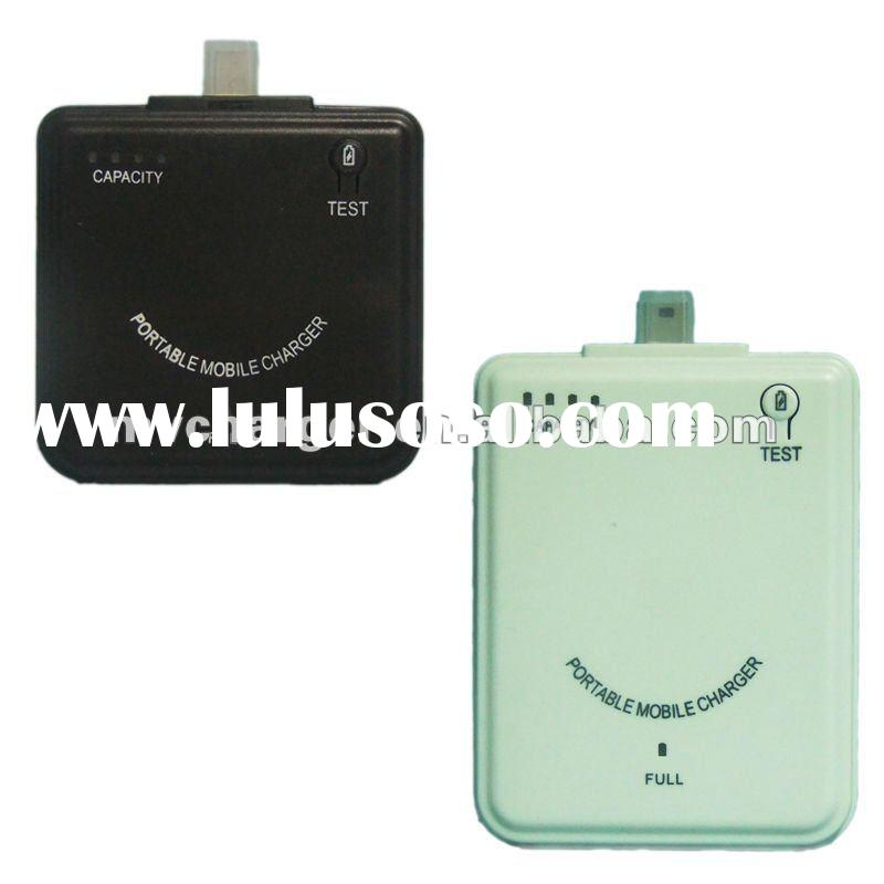 High Quality Portable Battery Charger for Blackberry Samsung and all Micro usb mobile