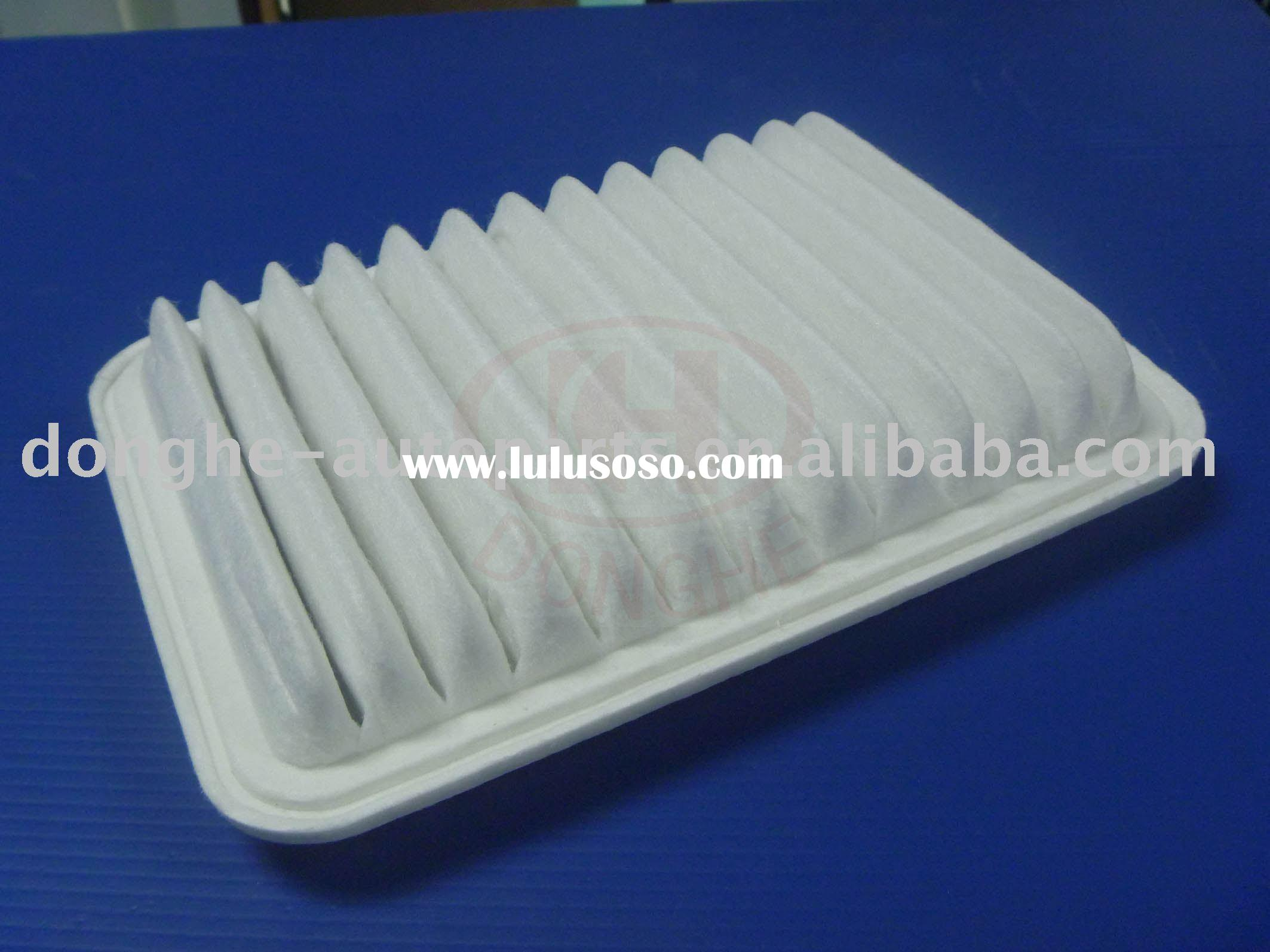 High efficiency eco-filter 17801-21050 for TOYOTA