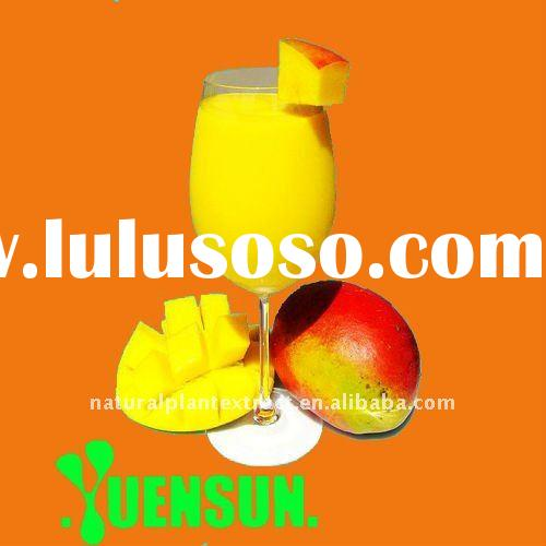 High quality african mango extract powder/NSF-GMP Certified